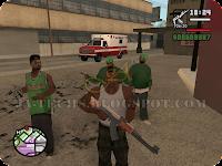 GTA San Andreas Gameplay 2