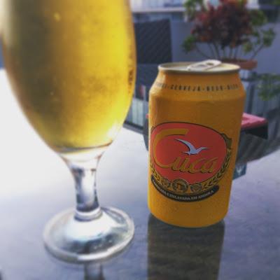 Faz Lá Isto Na Bimby - Cuca, a melhor cerveja de Angola?