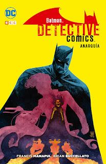 BATMAN Detective Comics Anarquía