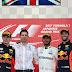 Hamilton aumenta distância na liderança após vencer no GP do Japão; Vettel abandona corrida