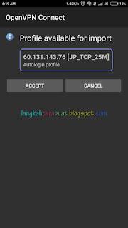 Cara membuka situs yang diblokir di android tanpa Root