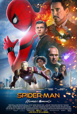 Spider Man Homecoming 2017 Hindi Dubbed HDCAM 400Mb