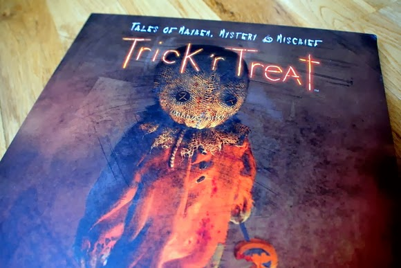 Trick 'r Treat: Tales Of Mayhem, Mystery And Mischief by John Griffin