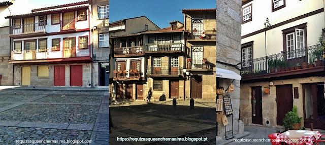 Guimarães, Praça de S. Tiago