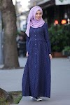 Pilih Model Baju Muslim Wanita yang Sesuai Dengan Tipe Tubuh