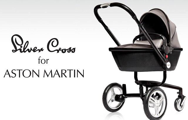 Les Bons Viveurs L B V Aston Martin S 3 000 Luxury Baby Stroller