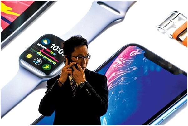 """7b9250c21af Những người Trung Quốc thuộc tầng lớp trung lưu và thượng lưu không còn bị  """"lóa mắt"""" bởi những chiếc iPhone"""