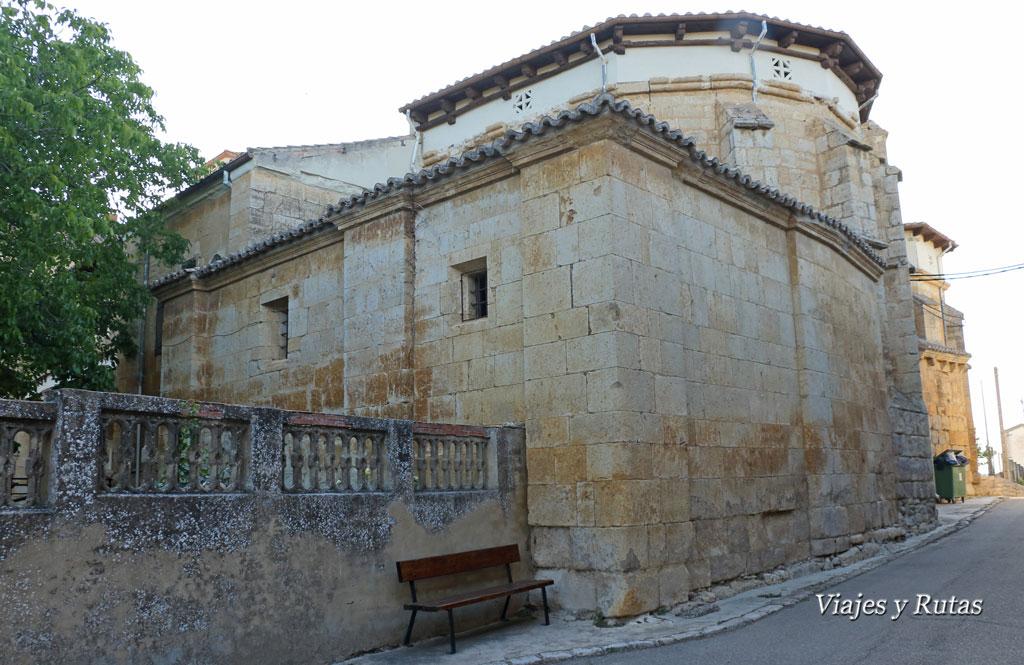 Iglesia de Santa María, Astudillo