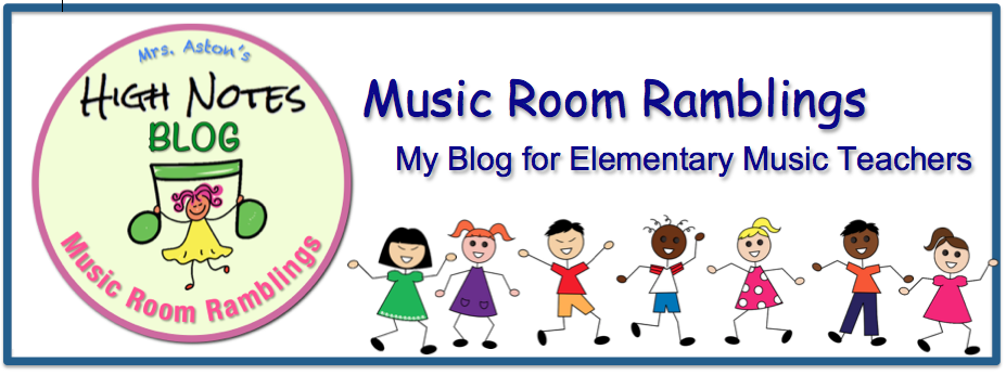 Mrs. Aston's High Notes Blog