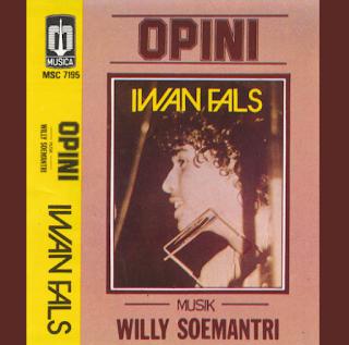 Koleksi Lagu Iwan Fals Mp3 Album Opini (1982) Full Rar
