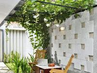 Desain Teras Belakang Rumah Minimalis