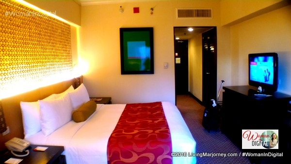 Marriott Cebu Deluxe Room