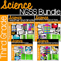 3rd Grade NGSS Bundle