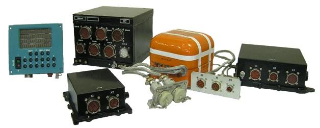 Бортовий аварійно-експлуатаційний реєстратор польотної інформації БУР-4-1-10