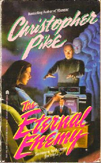 Image result for The Eternal Enemy Christopher Pike