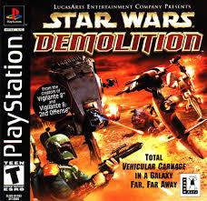 Free Download Star Wars Demolition Games PSX ISO PC Games Untuk Komputer Full Version - ZGASPC