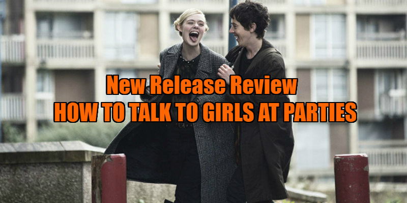 HOW TO TALK TO GIRLS AT PARTIES review
