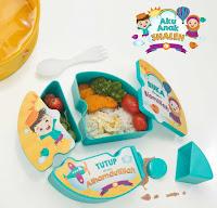 Dusdusan Aku Anak Shaleh Puzzle Lunch Box ANDHIMIND