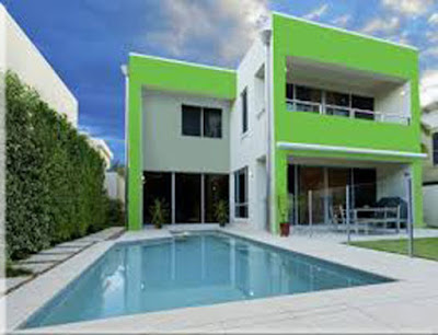 warna cat dinding luar rumah yang cerah 44