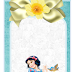 Cute Snow White Free Printalbe Kit.