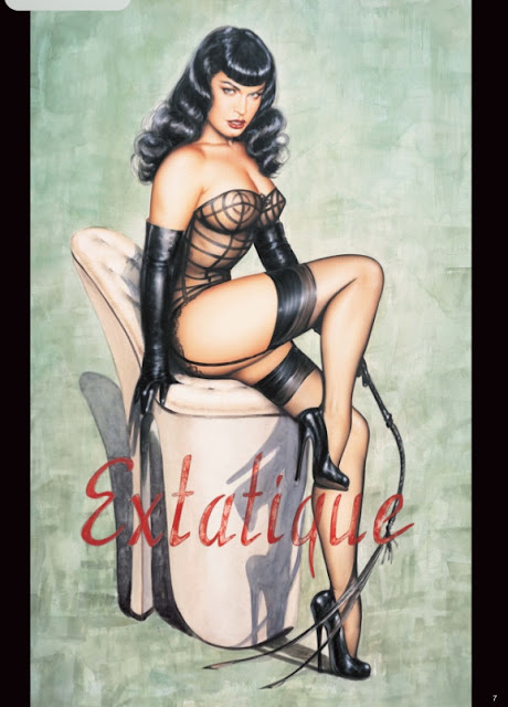 Bettie Page chez Graph Zeppelin page 7