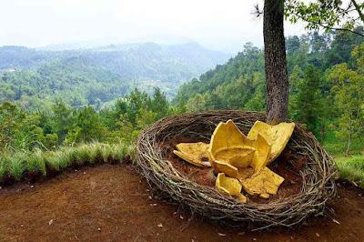 Lokasi Taman Langit Gunung Banyak Batu Jawa Timur
