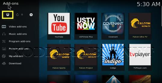 تركيب إضافة Ultimate على كودي - كودي عربي