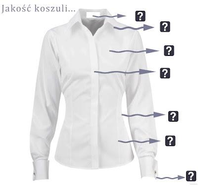 Po czym poznać jakość: koszula