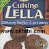 تحميل كتاب مطبخ لالة خاص بحلويات سهلة التحضير cuisine lella Gateaux faciles a préparer