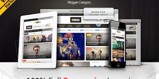 Giao diện Blogspot BMAG Phiên bản Việt hóa + Sửa lỗi