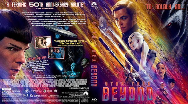 Capa Bluray Star Trek Beyond (11mm)