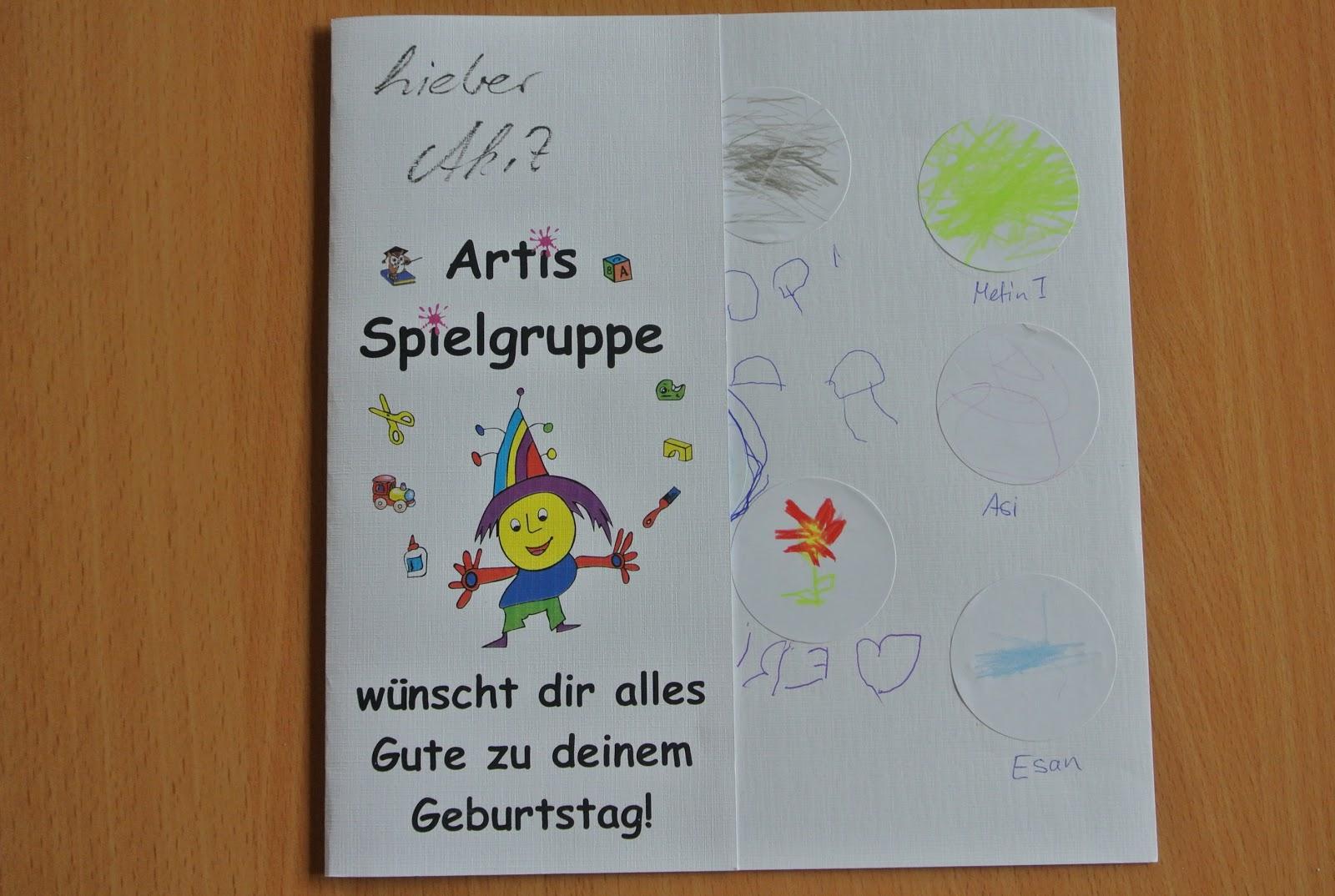 Karte.JPG - Geburtstagskarte Schreiben