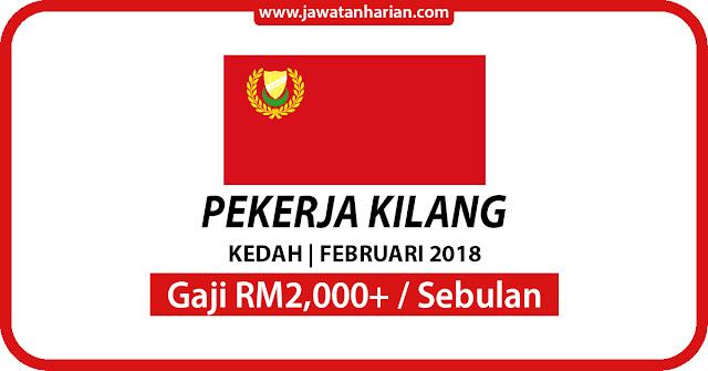 Terkini Ratusan Jawatan Kosong Pekerja Kilang Di Kedah Ambilan 2018 Mobile
