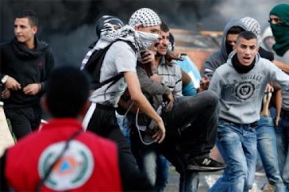 2 Tahun Intifadhah, Israel Tahan 14 Ribu Warga Palestina