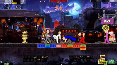 One Finger Death Punch 2 Review