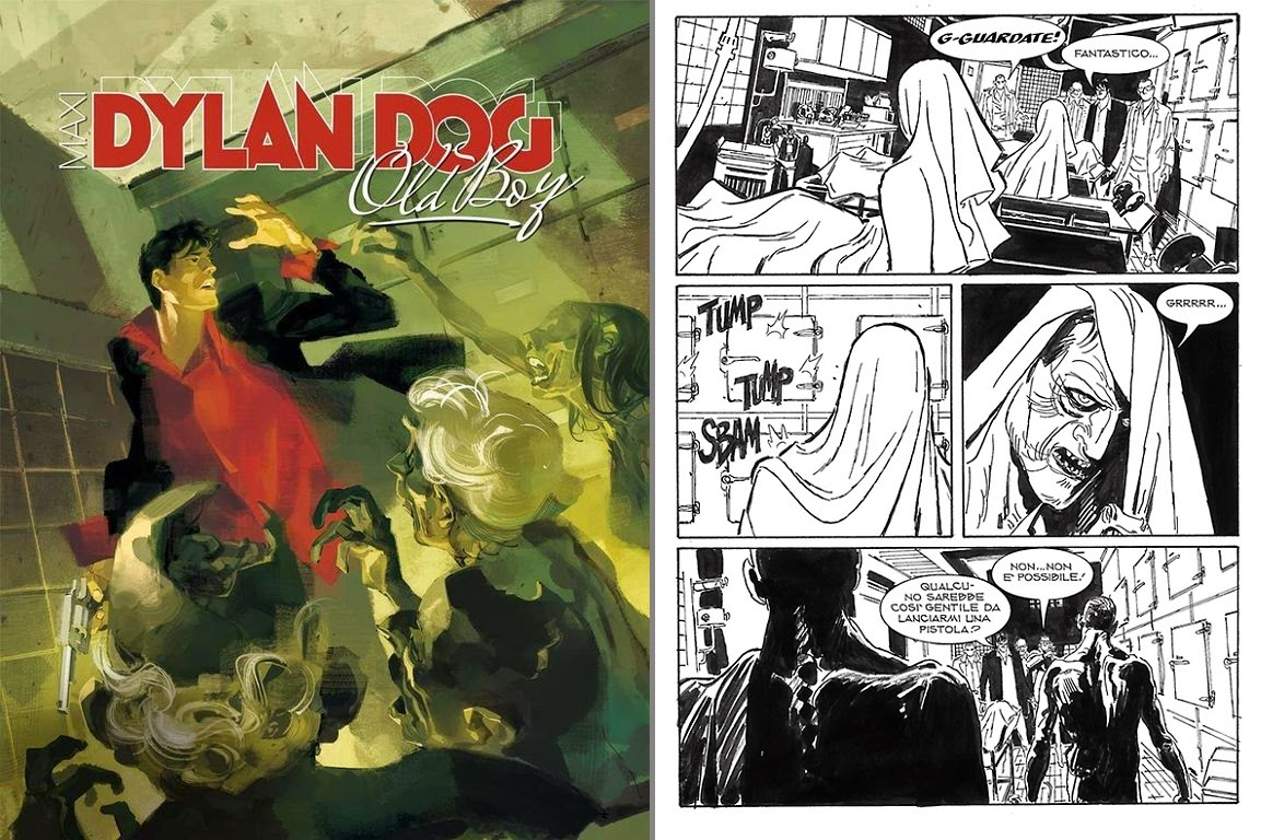 Dylan Dog Old Boy #2