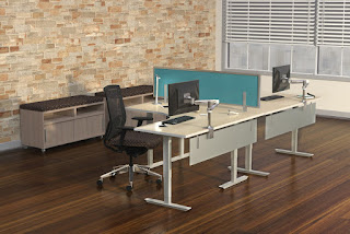 Mayline ML Series Workstations