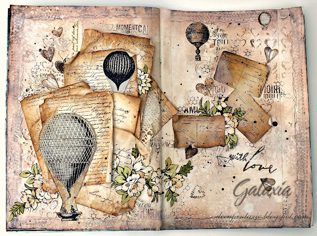 Art journal - Listy