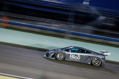 Lamborghini Gallardo RE-X do trio nas 200 Milhas de Homestead