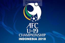 AFC U19 2018 - Jadwal dan Klasemen Piala Asia U19 2018. Sore Ini Australia vs Vietnam