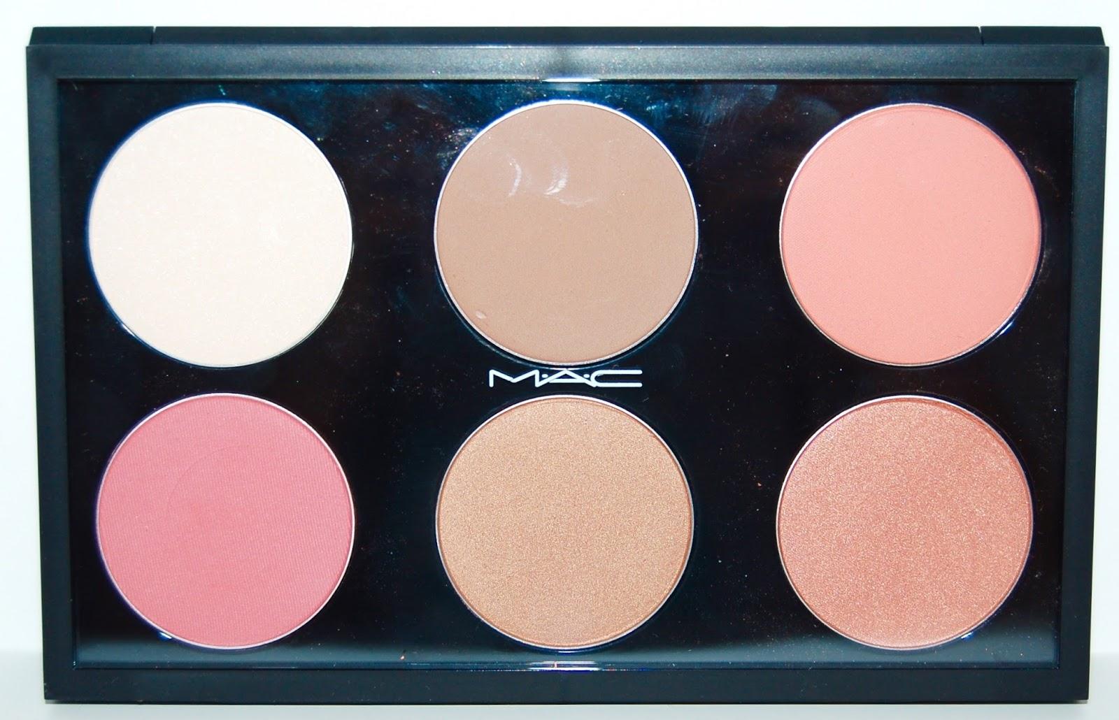 MAC Contour & Sculpt Yourself Palette