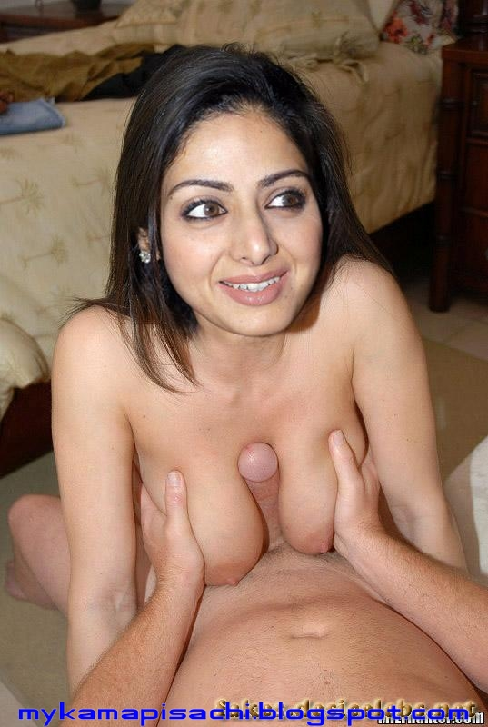 Nude bollywood actress sridevi
