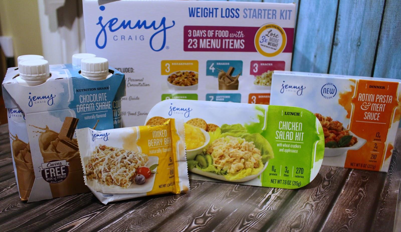 Jenny Craig Diet Work