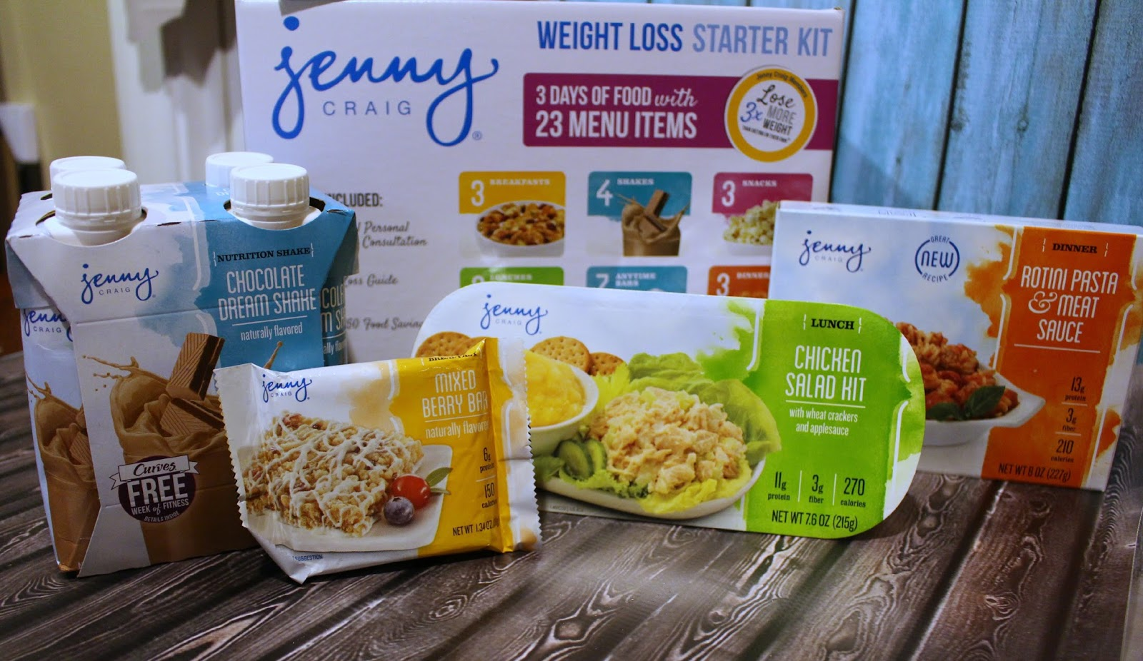 How Does the Jenny Craig Diet Work