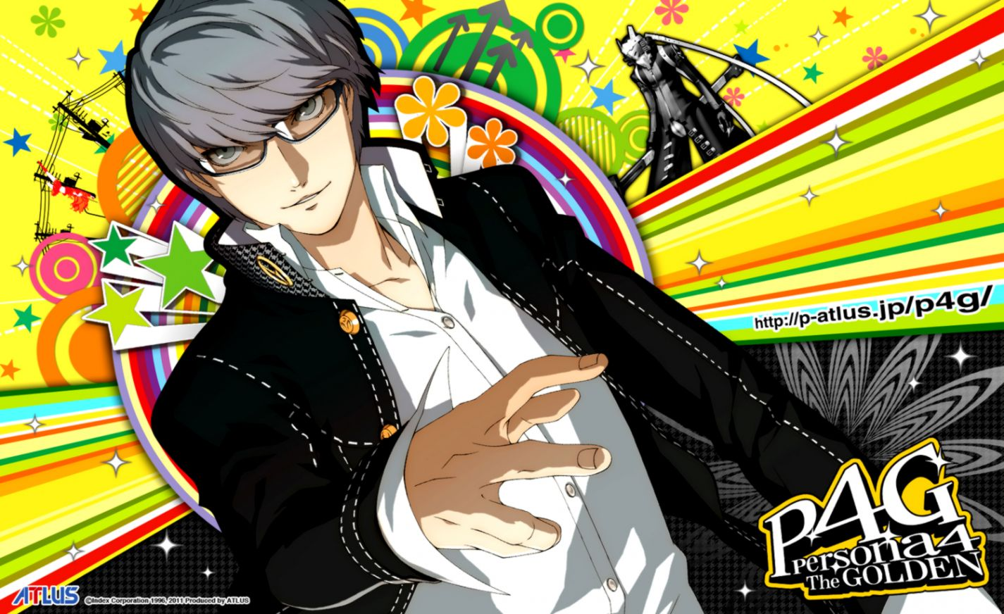 Persona 4 Wallpaper Games Wallpapers Pretty