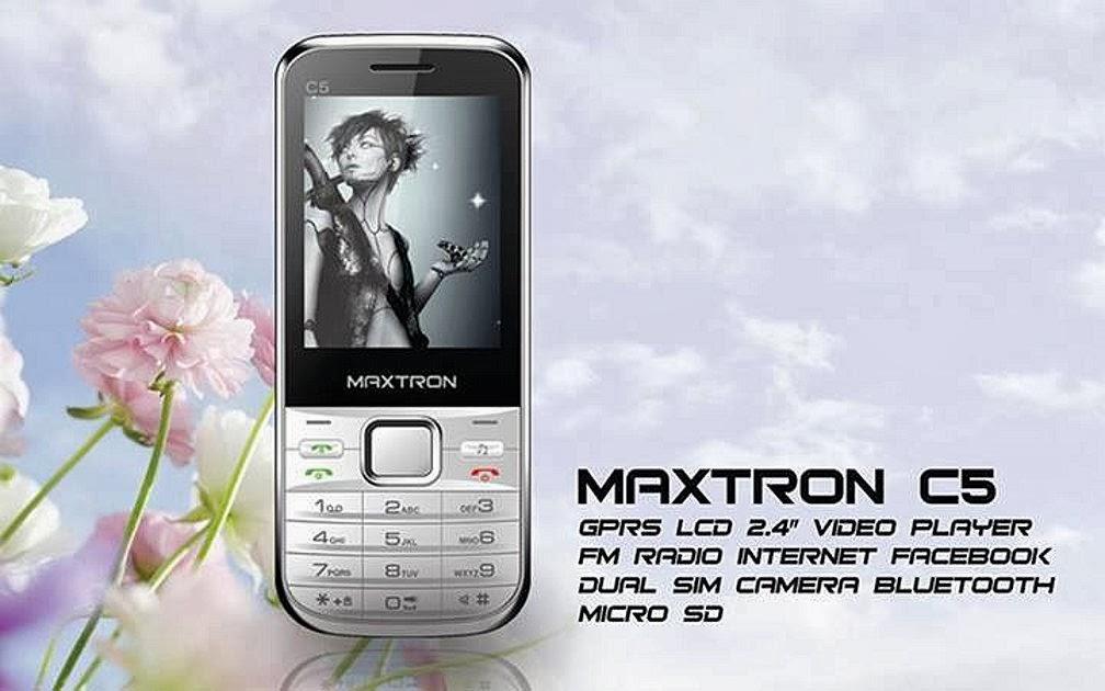 Maxtron C5 ~ Ponsel