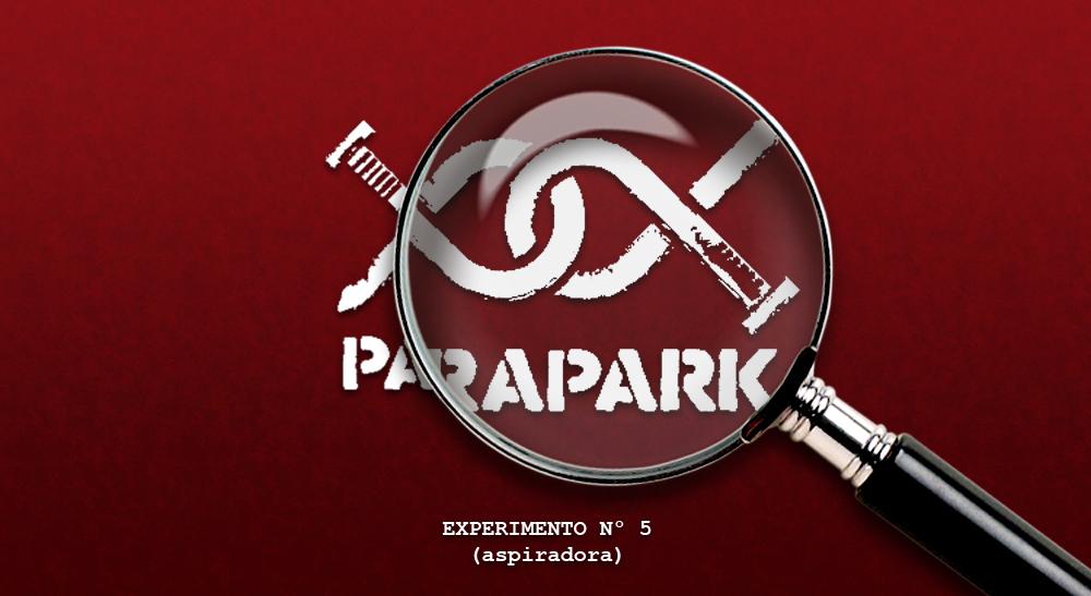 Review Room Escape: ParaPark Experimento Nº5 -Aspiradora-