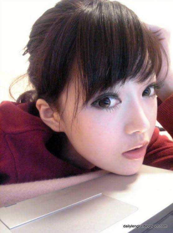 Foto Gadis Cantik Asia 7
