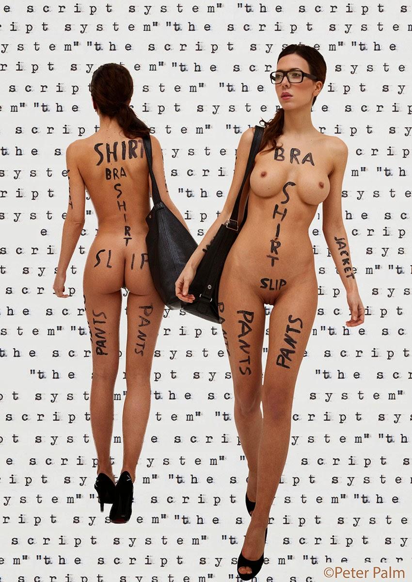 Grupo Li Po Milo Moiré Y El Desnudo Como Arte Moderno
