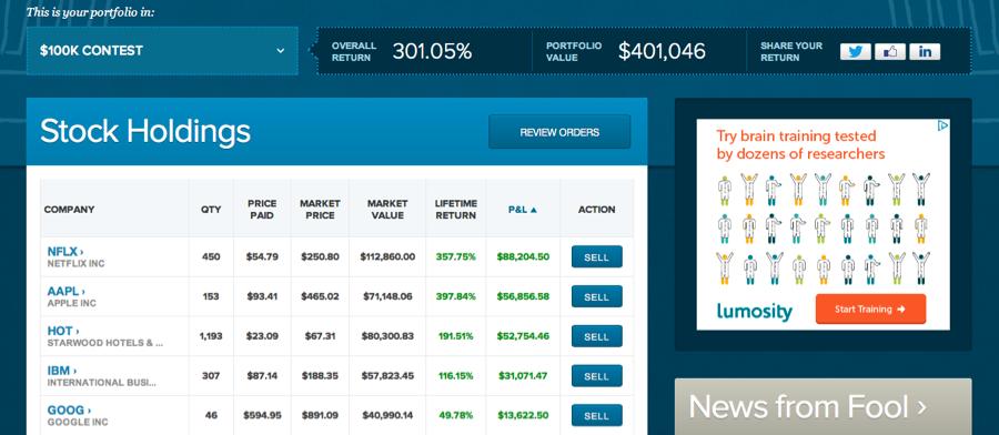 software trading virtual